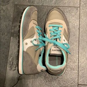 Saucony Jazz shoes